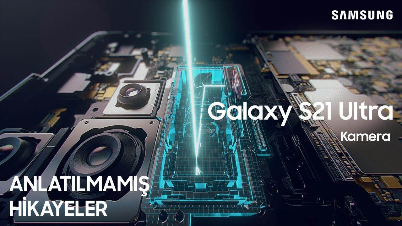 Galaxy S21 Ultra | Anlatılmamış Hikayeler: Kamera | Samsung