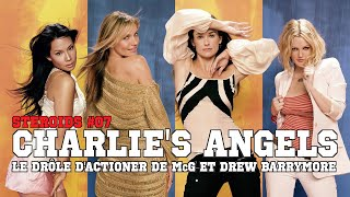 CHARLIE'S ANGELS : Le drôle d'Actioner de McG et Drew Barrymore - STEROIDS #07