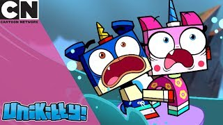 Unikitty! | The Dangers of a Beach Quest | Cartoon Network