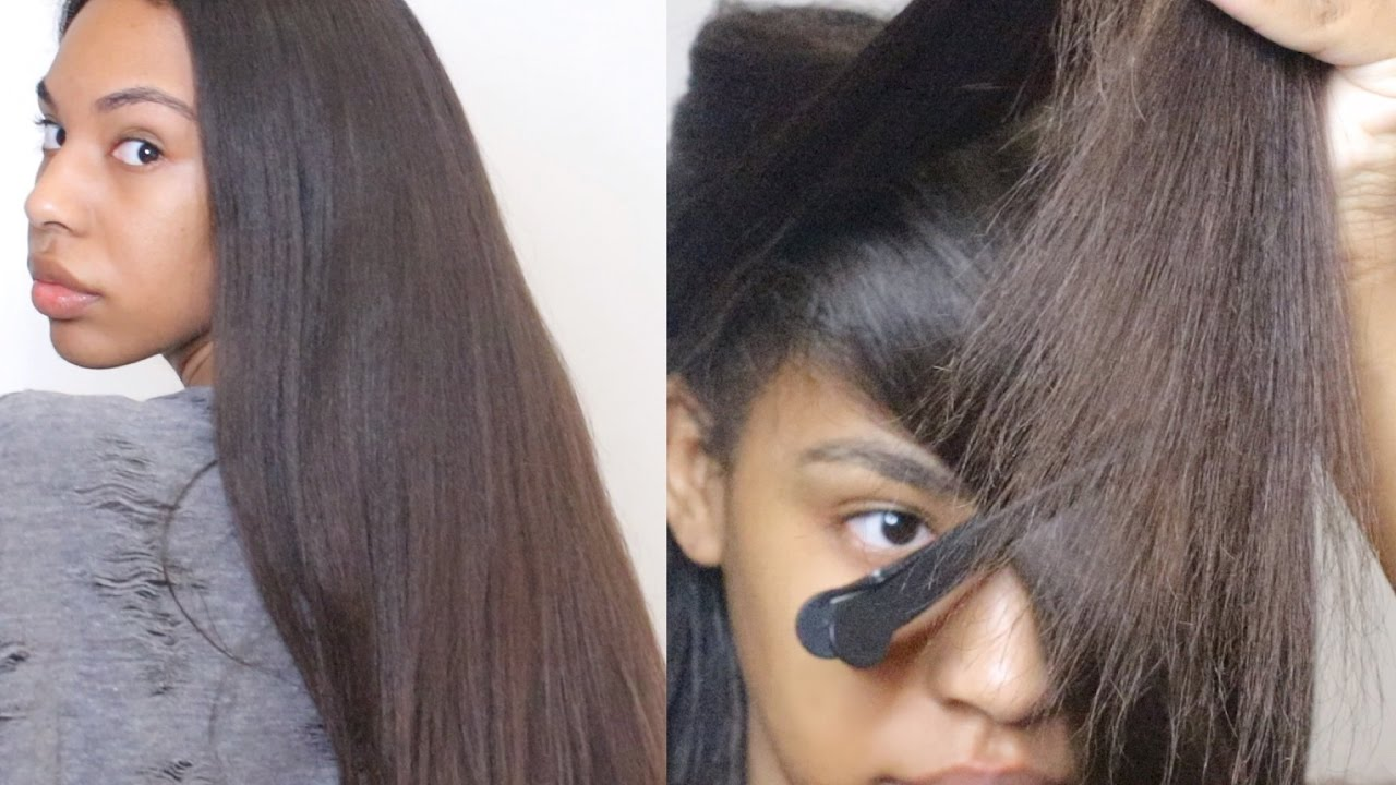 How To Get All Dead Hair Out Of Natural Hair