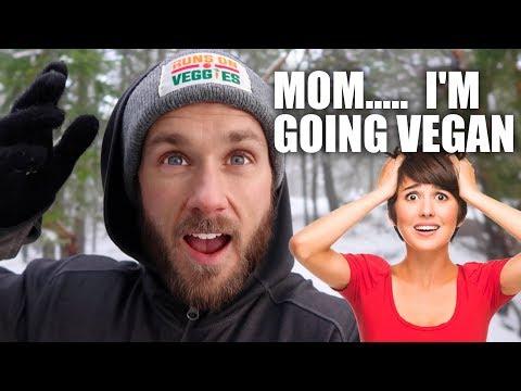 Ask Me Monday (#5) Vegan Help, Supplements, Parents, What To Eat?