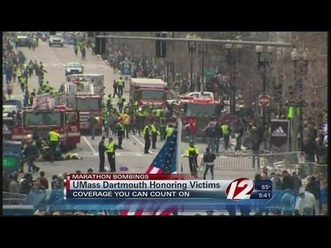 UMass Bombing Ceremony
