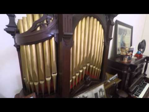 Antique Piano and Musical Instrument On-site Auction