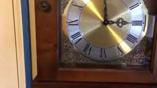 My Grandfather/ Grandmother Clock Chiming.