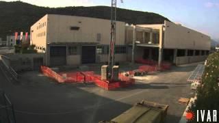 New Building Construction Time Lapse