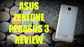 Asus Zenfone Pegasus 3 X008 Review - A Beautiful Budget Smartphone