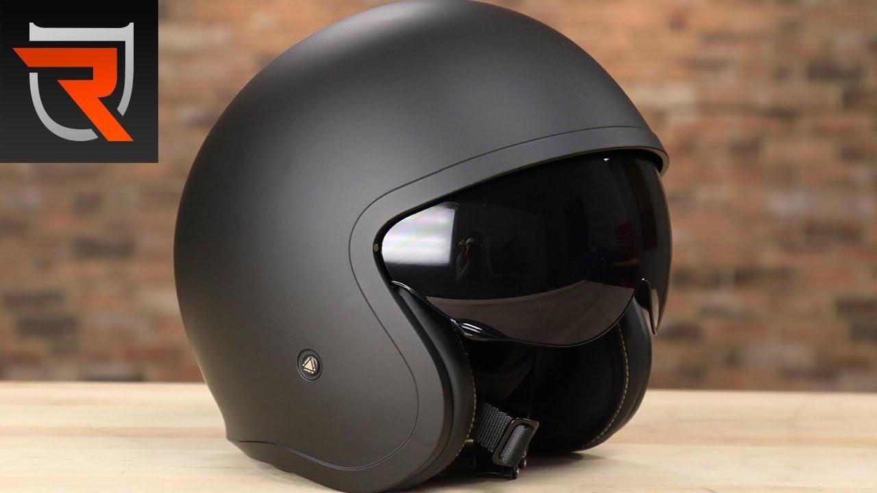 ls2 spitfire motorcycle helmet product spotlight review. Black Bedroom Furniture Sets. Home Design Ideas