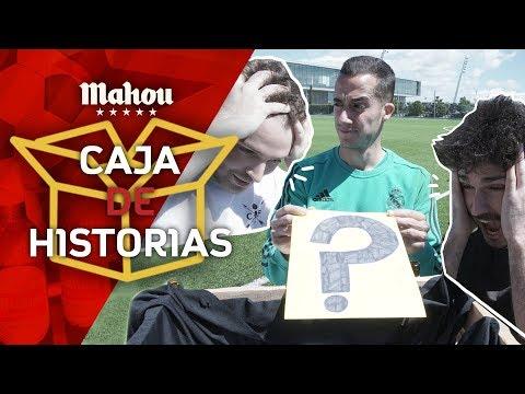 LUCAS VÁZQUEZ habla sobre su CARRERA - CAJA DE HISTORIAS