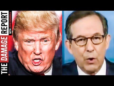 Trump EXPLODES On Fox News Host