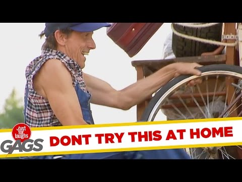 Don't Try This At Home! - Best Of Just For Laughs Gags