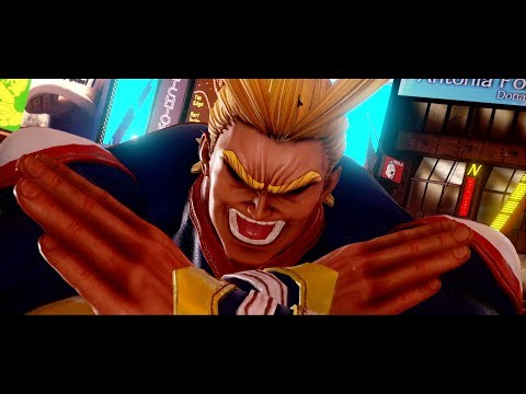 JUMP FORCE - All Might DLC Trailer | X1, PS4, PC