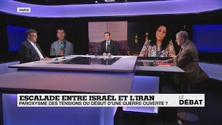 Video Le débat : Escalade entre Israël et l'Iran download MP3, 3GP, MP4, WEBM, AVI, FLV Juli 2018