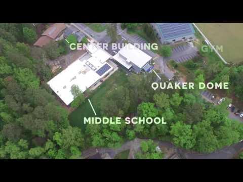 Explore the Carolina Friends School Main Campus