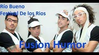 Fusion Humor en Rio Bueno.