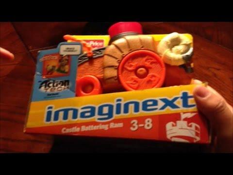 IMAGINEXT Castle Battering Ram Product Review!