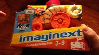 IMAGINEXT Castle Battering Ram Product Review!