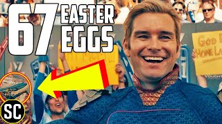 The Boys: All the Comic Book Easter Eggs and Secrets