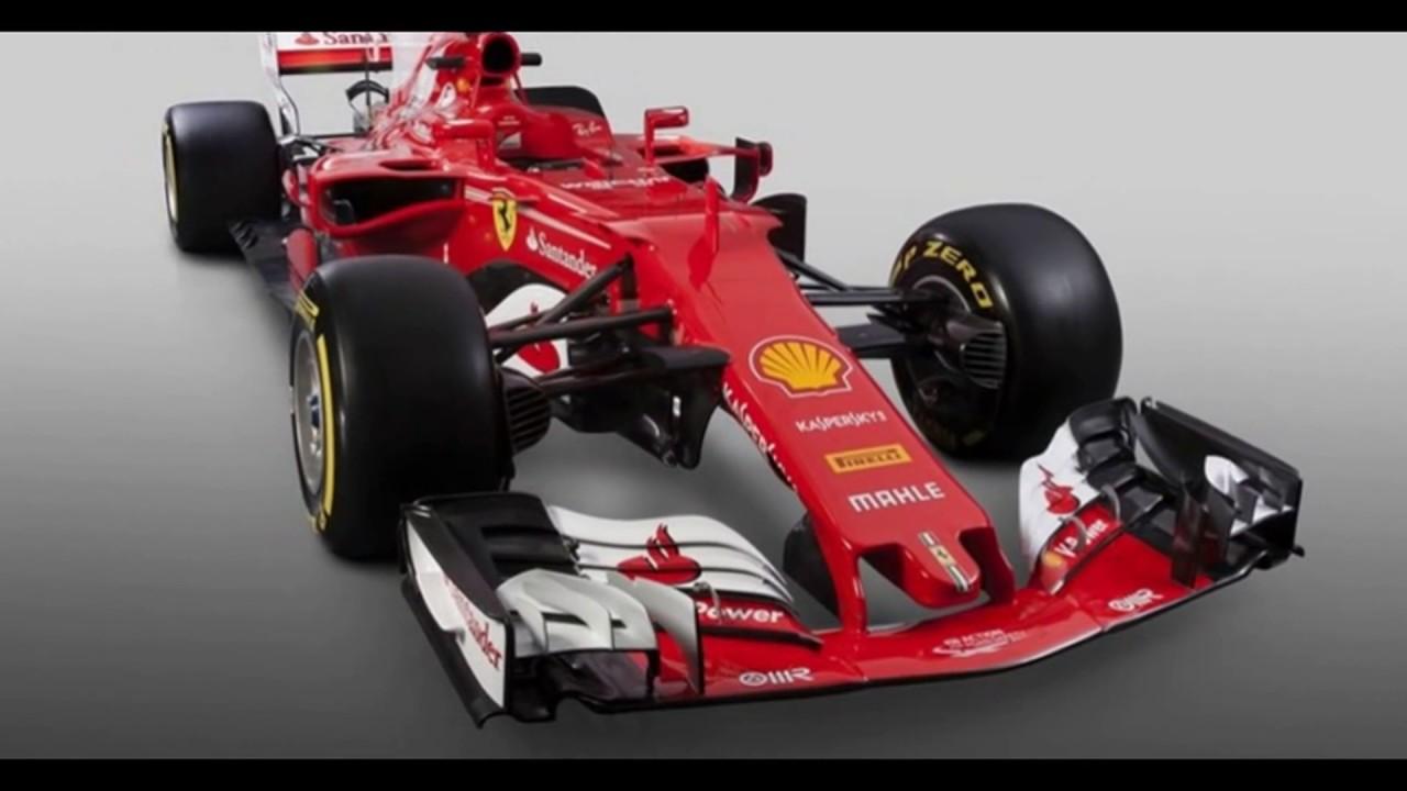 ferrari formule 1 2017 new formula 1 car ferrari sf70h youtube. Black Bedroom Furniture Sets. Home Design Ideas