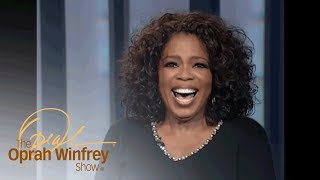 Oprah's Most Embarrassing Moment With A Celebrity | The Oprah Winfrey Show | Oprah Winfrey Network
