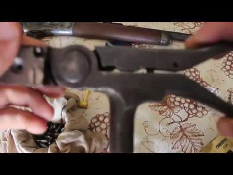 Reloading With A 19th Century Winchester Ideal Reloading Tool. 40-82. Pro And Cons