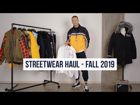 My Favorite Streetwear Pieces in Stores RIGHT NOW | Streetwear Haul Fall 2019 | Men's Fashion