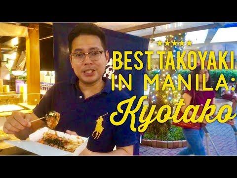 Cheap Eats Manila: Kyotako Best Takokoyaki in the Philippines SM Mall of Asia