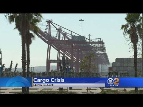 Bankruptcy Of Major Shipping Company Causes Cargo Crisis
