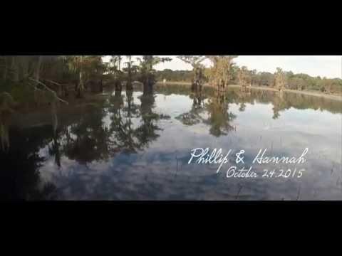 Phillip & Hannah's Wedding Sneak Peak!
