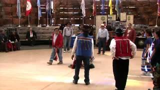 Stomp Dance Demonstration: Duck Creek Ceremonial Grounds