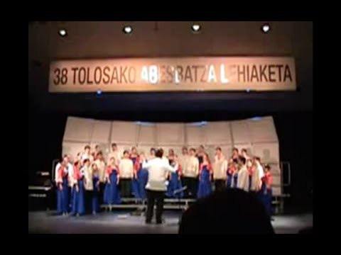 Neure Maitena (Ateneo Chamber Singers)