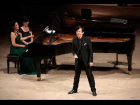 "Yijie Shi - Récital ""Rossini + Romantic arias"" (Pesaro - 2013)"