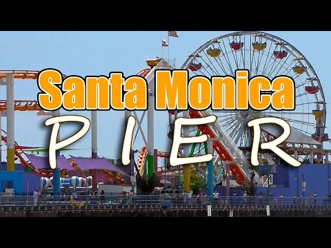 Santa Monica Pier And Pacific Park: Tour And Review