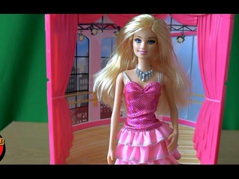 Сериал с Барби, Показ Мод от Барби, Модели Штеффи, Розали, Есме, Челси, Джина и Барби