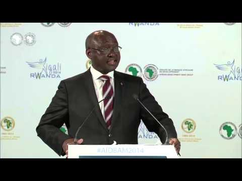 Opening Ceremony of 49th Annual Meetings of the AfDB Board of Governors - Kigali, 22 May 2014