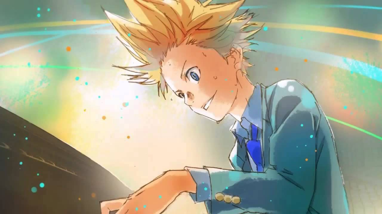 Image result for your lie in april love's takeshi