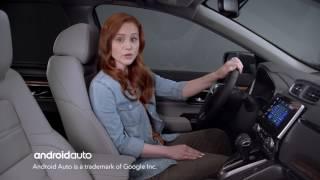 2017 Honda CR-V: Audio System Operation Highlights