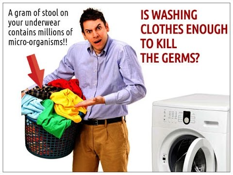Does Washing Clothes Kill Germs