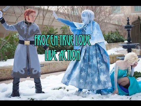 Frozen : An Act of true love : Live Action