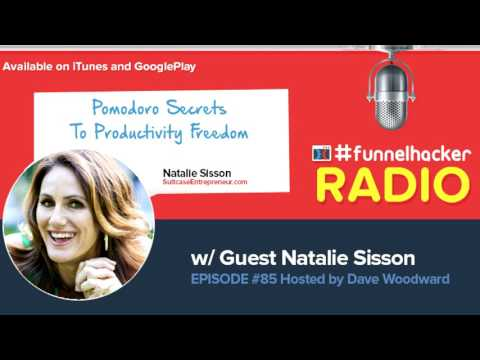 Natalie Sisson, Pomodoro Secrets To Productivity Freedom
