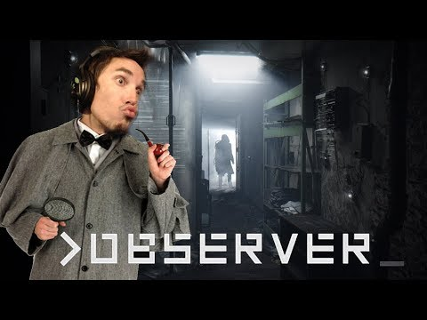 DETECTIVE PATRCK IS ON THE CASE! Observer Part 1