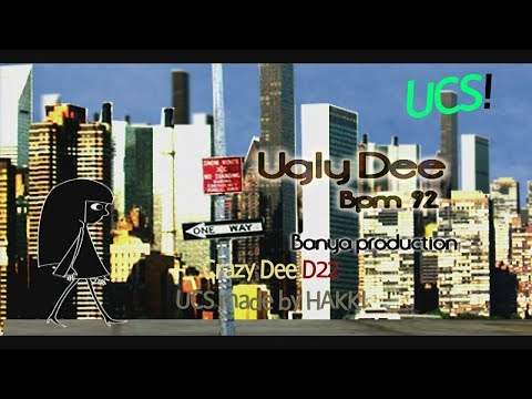 Ugly Dee UCS Play (Crazy Dee D22)