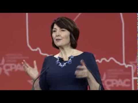 CPAC 2015 - Representative Cathy McMorris Rodgers (WA)