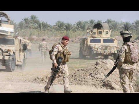 القوات العراقية تطلق آخر عملية عسكرية ضد داعش من 3 محاور  - نشر قبل 5 ساعة