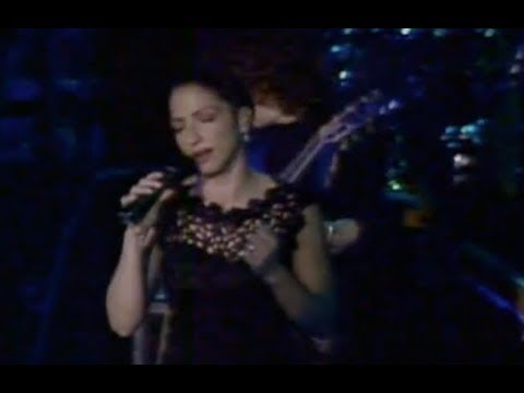 [Rare] Cuts Both Ways / I See Your Smile / Words Get in the (Live) Inauguration 1997 Gloria Estefan