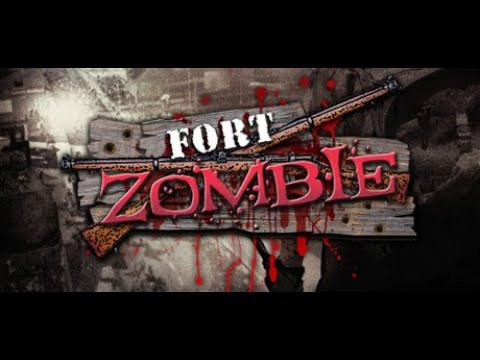 Let's Play A Bit Of: Fort Zombie - Part 1 [Welcome To Crash City]