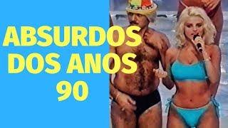 ABSURDOS DOS ANOS 90 | GUTO BASSIL TV