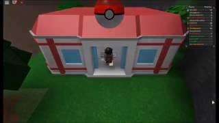 ROBLOX: Pokemon Brick bronze ~ beta-Pokémon BrickBronze versão-gameplay Nr. 0743 pt. 5 4º ginásio