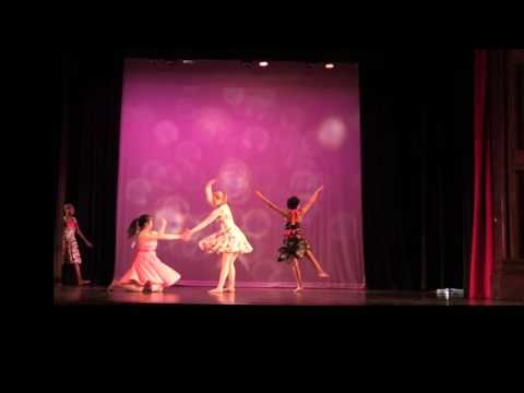 "Emma Willard School Dance Company Performs ""Mr. Sandman"""
