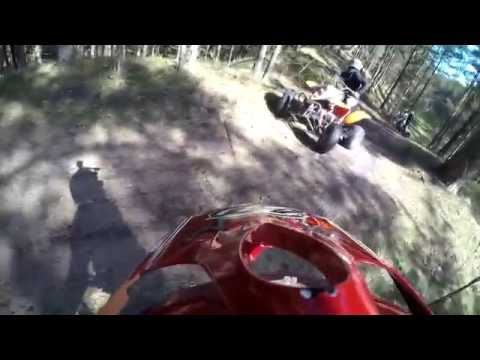RAN TV |Enduro Latvia| Chill ride in forest |