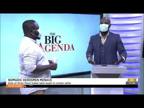 Nomadic Herdsmen Menace - The Big Story on Adom TV (13-9-21)